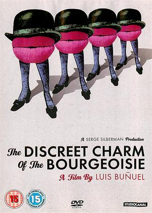 The Discreet Charm of the Bourgeoisie Online DVD Rental
