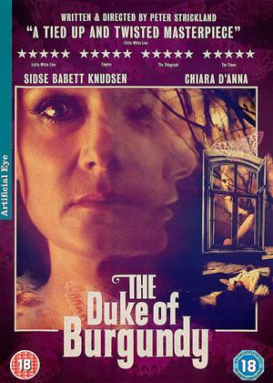 Rent The Duke of Burgundy Online DVD Rental