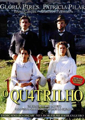 Rent O Quatrilho Online DVD Rental