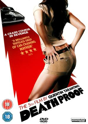 Death Proof Online DVD Rental