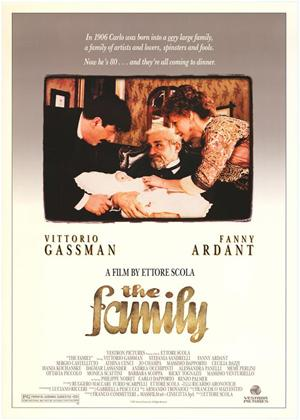 Rent The Family (aka La famiglia) Online DVD Rental