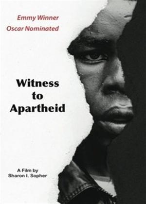 Rent Witness to Apartheid Online DVD Rental