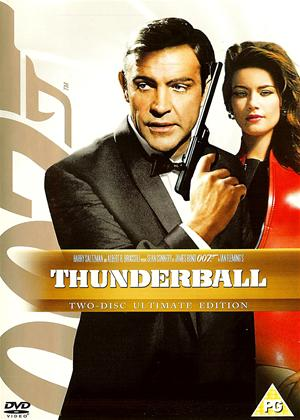 Rent Thunderball Online DVD Rental