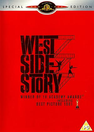 West Side Story Online DVD Rental