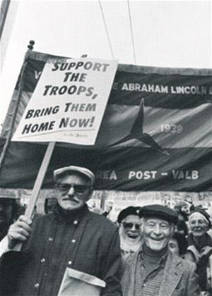 Forever Activists: Stories from the Veterans of the Abraham Lincoln Brigade Online DVD Rental