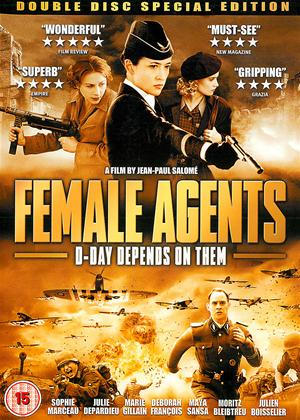 Female Agents Online DVD Rental
