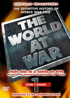 The World at War: Part 1 Online DVD Rental