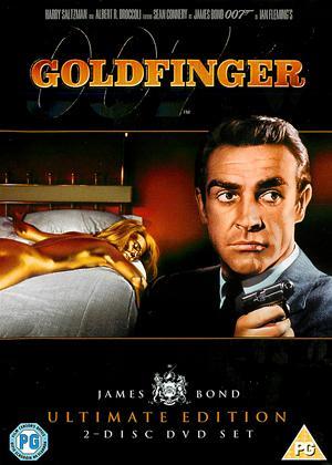 Goldfinger Online DVD Rental