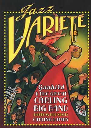 Gunhild Carling and the Carling Big Band: Jazz Variety Online DVD Rental