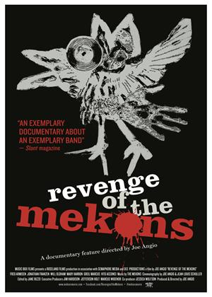 Revenge of the Mekons Online DVD Rental
