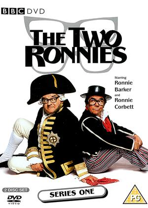 Rent The Two Ronnies: Series 1 Online DVD Rental