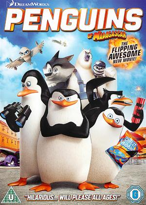 Penguins of Madagascar Online DVD Rental