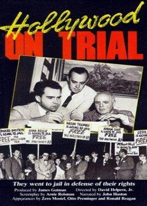 Hollywood on Trial Online DVD Rental