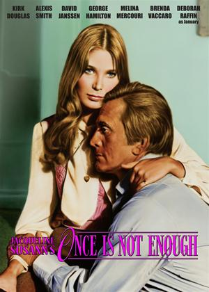 Rent Once Is Not Enough (aka Jacqueline Susann's Once Is Not Enough) Online DVD Rental
