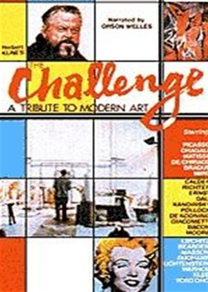 Rent The Challenge... a Tribute to Modern Art Online DVD Rental