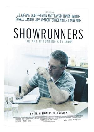 Showrunners: The Art of Running a TV Show Online DVD Rental