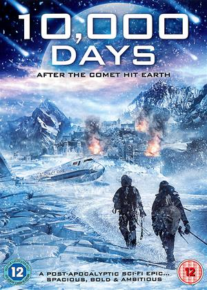 10,000 Days Online DVD Rental