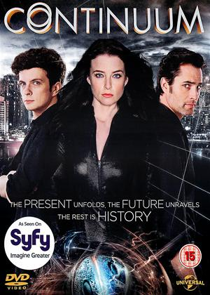 Continuum: Series 3 Online DVD Rental