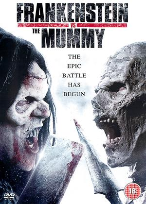 Rent Frankenstein vs. the Mummy Online DVD Rental