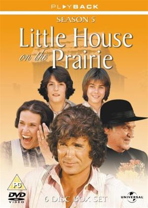 Rent Little House on the Prairie: Series 5 Online DVD Rental