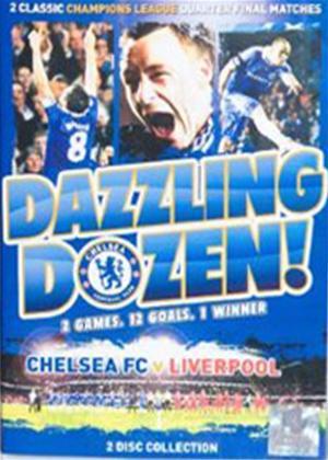 Rent Chelsea FC: Dazzling Dozen: Chelsea vs. Liverpool Online DVD Rental