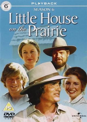 Little House on the Prairie: Series 6 Online DVD Rental