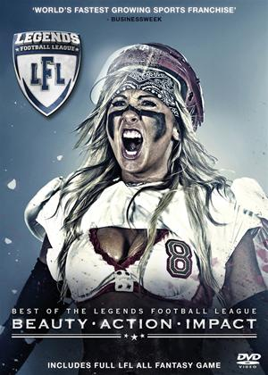 Best of the LFL: Beauty, Action, Impact Online DVD Rental