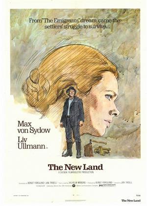 Rent The New Land (aka Nybyggarna) Online DVD Rental