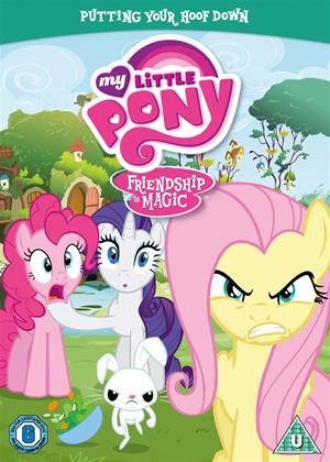My Little Pony: Friendship Is Magic: Putting Your Hoof Down Online DVD Rental