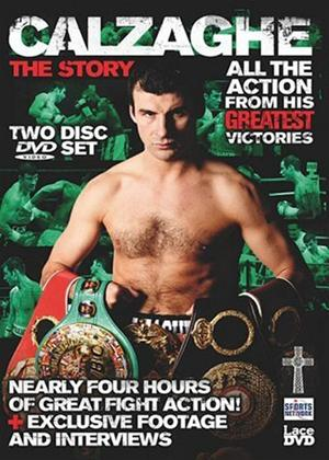Rent Calzaghe: The Complete Story Online DVD Rental