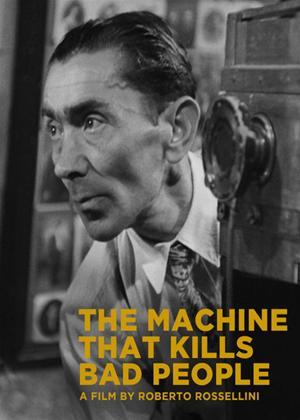 The Machine That Kills Bad People Online DVD Rental