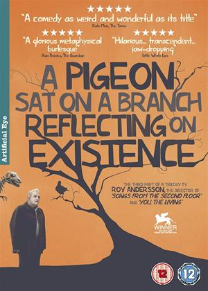 A Pigeon Sat on a Branch Reflecting on Existence Online DVD Rental