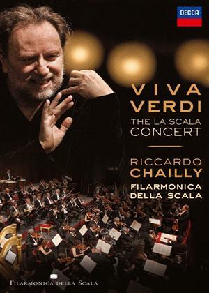 Rent Viva Verdi: Filarmonica Della Scala Online DVD Rental