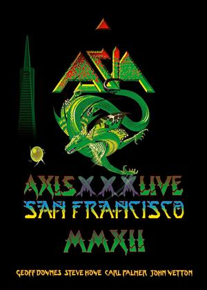 Asia: Axis XXX: Live in San Francisco Online DVD Rental