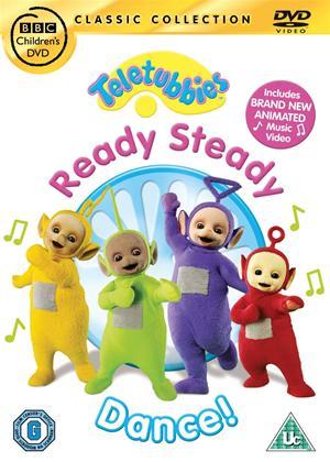 Rent Teletubbies: Ready Steady Dance! Online DVD Rental