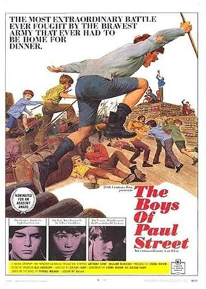 Rent The Boys of Paul Street (aka A Pál utcai fiúk) Online DVD Rental