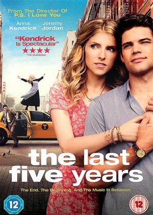 The Last Five Years Online DVD Rental