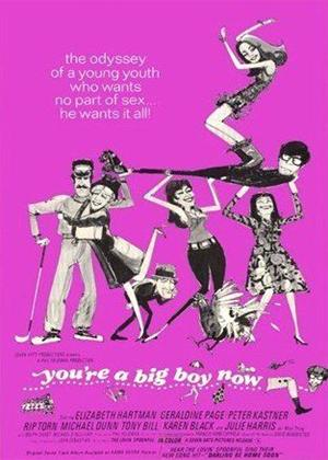 You're a Big Boy Now Online DVD Rental