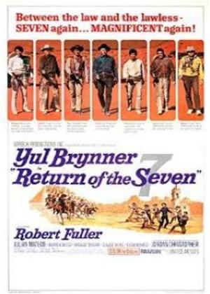 Return of the Seven Online DVD Rental