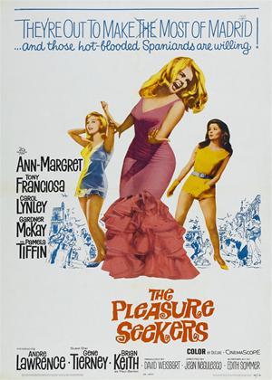 Rent The Pleasure Seekers Online DVD Rental
