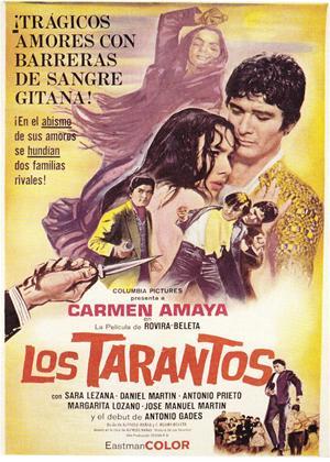 Los Tarantos Online DVD Rental