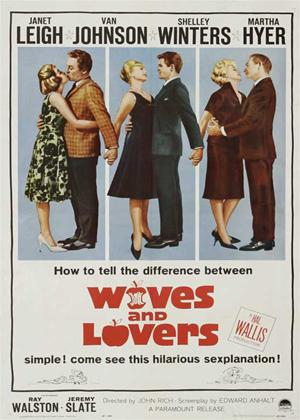 Rent Wives and Lovers Online DVD Rental