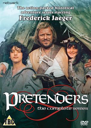 Rent The Pretenders: Series Online DVD Rental
