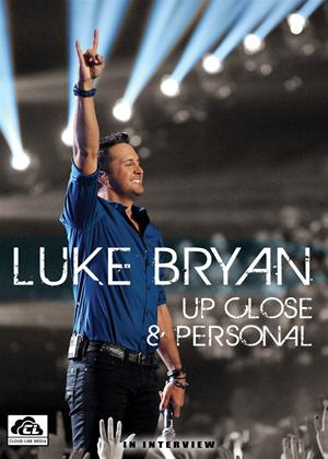Rent Luke Bryan: Up Close and Personal Online DVD Rental