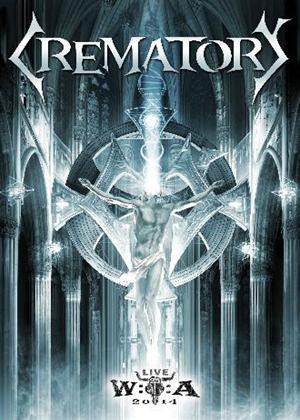 Crematory: Live W:O:A 2014 Online DVD Rental