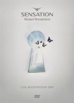 Rent Sensation: Wicked Wonderland Online DVD Rental