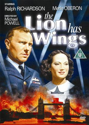 The Lion Has Wings Online DVD Rental