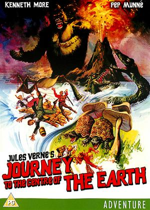 Journey to the Centre of the Earth Online DVD Rental