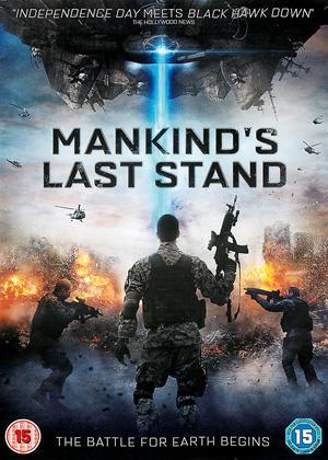 Rent Mankind's Last Stand (aka Alien Outpost) Online DVD Rental