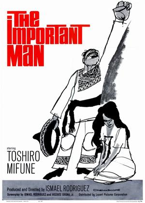 The Important Man Online DVD Rental